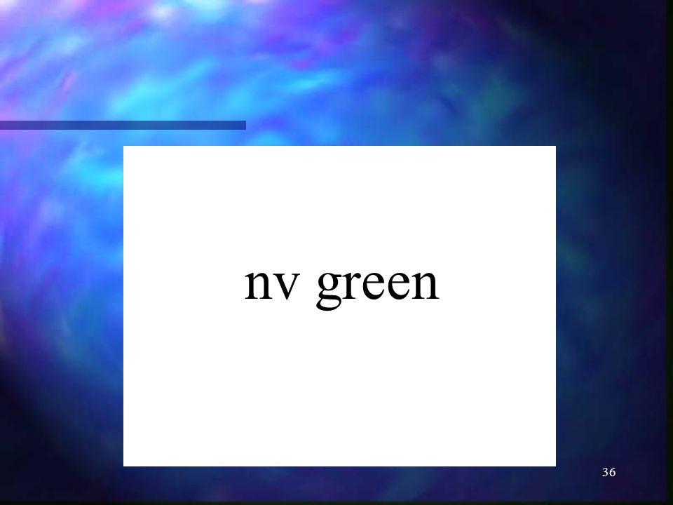 nv green