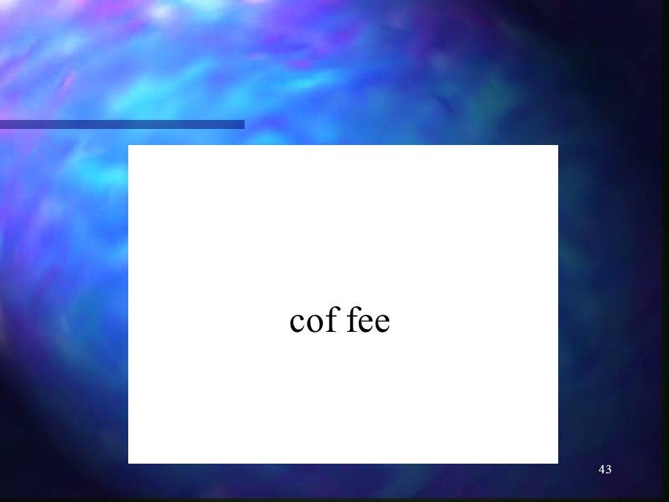 cof fee
