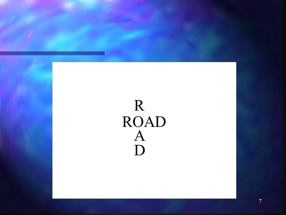 R A D ROAD