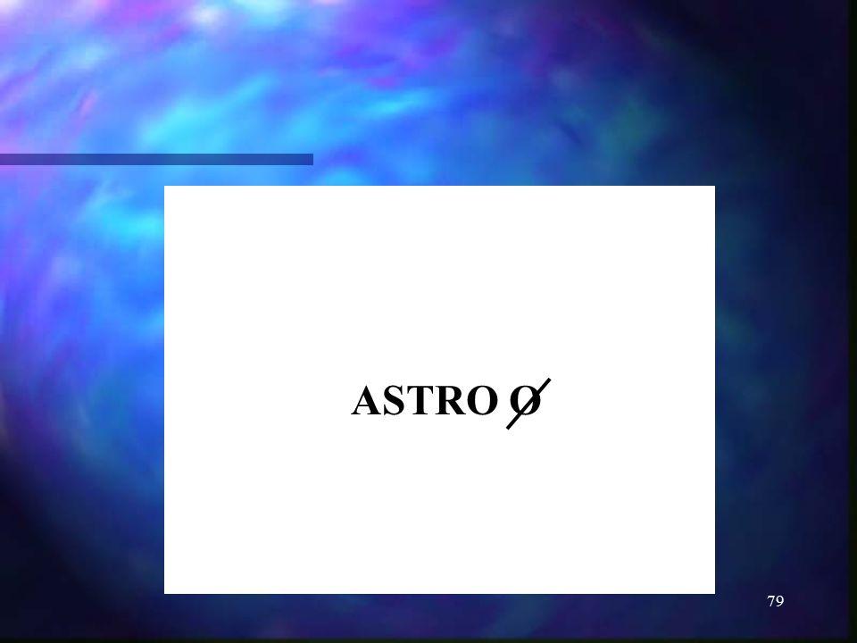 ASTRO O