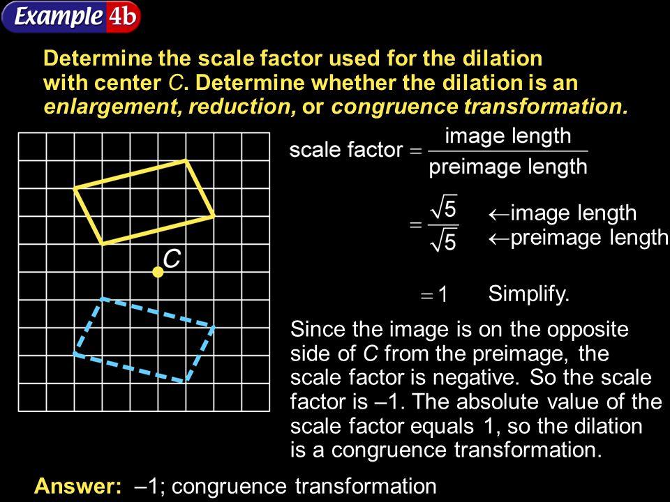 image length preimage length