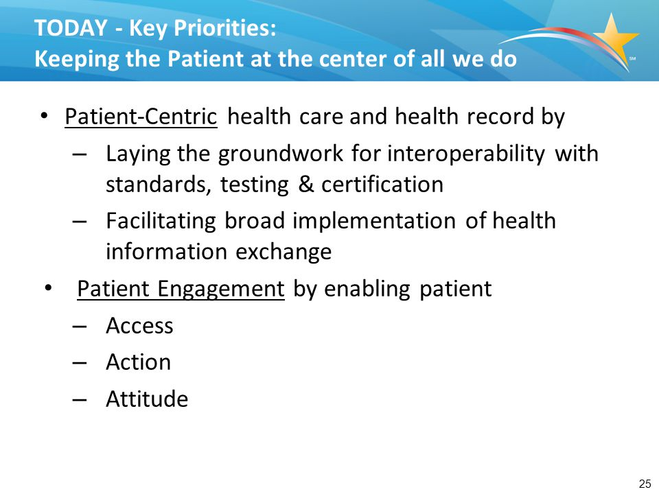 Focus on INTEROPERABILITY in the Stage 2 Meaningful Use Criteria