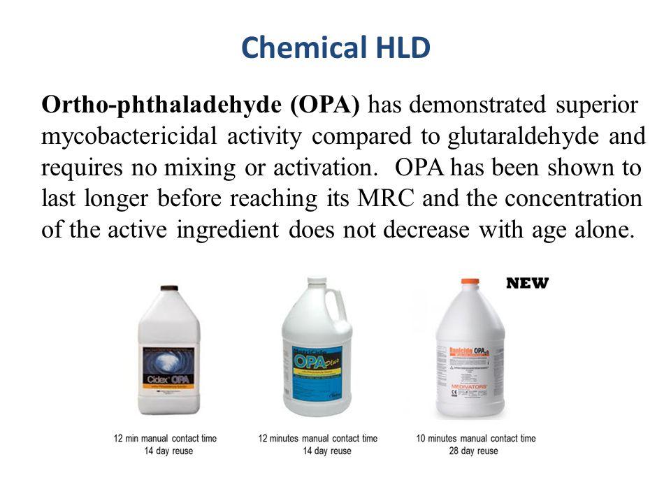 Chemical HLD