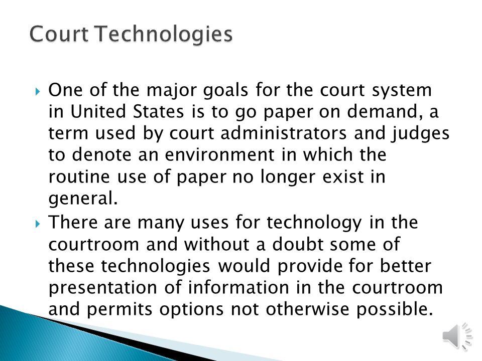 Court Technologies