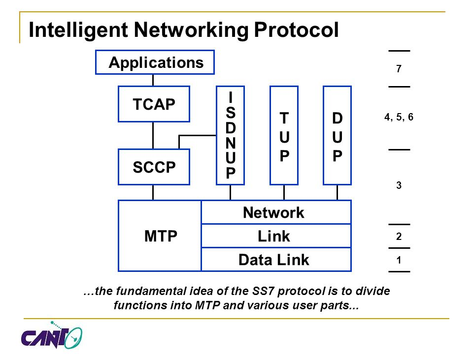 Intelligent Networking Protocol