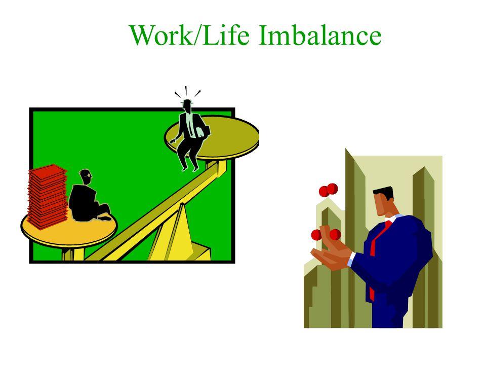 Work/Life Imbalance 7