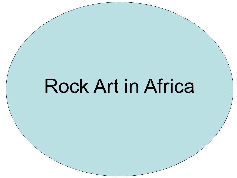 Rock Art in Africa