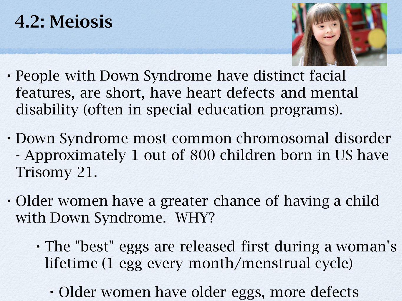 4.2: Meiosis