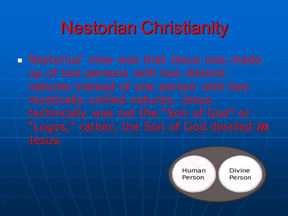 Nestorian Christianity
