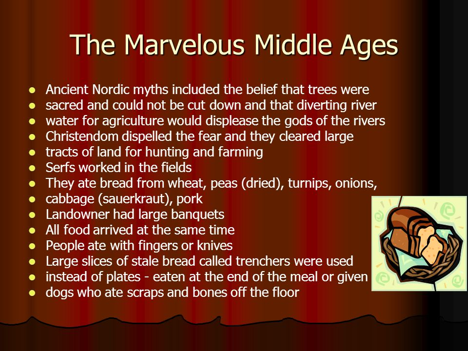 The Marvelous Middle Ages