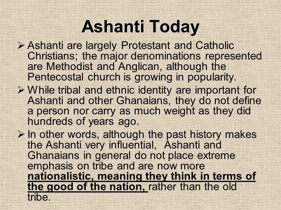 Ashanti Today