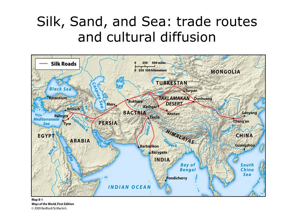silk sand and sea trade routes and cultural diffusion ppt  1 silk sand and sea trade routes and cultural diffusion