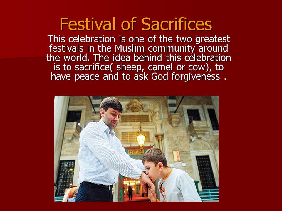 Festival of Sacrifices