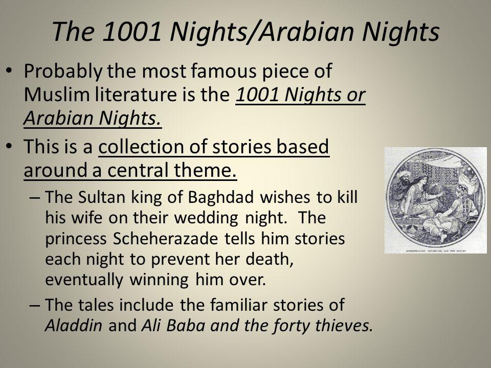 The 1001 Nights/Arabian Nights