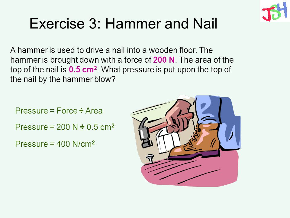 Exercise 3: Hammer and Nail