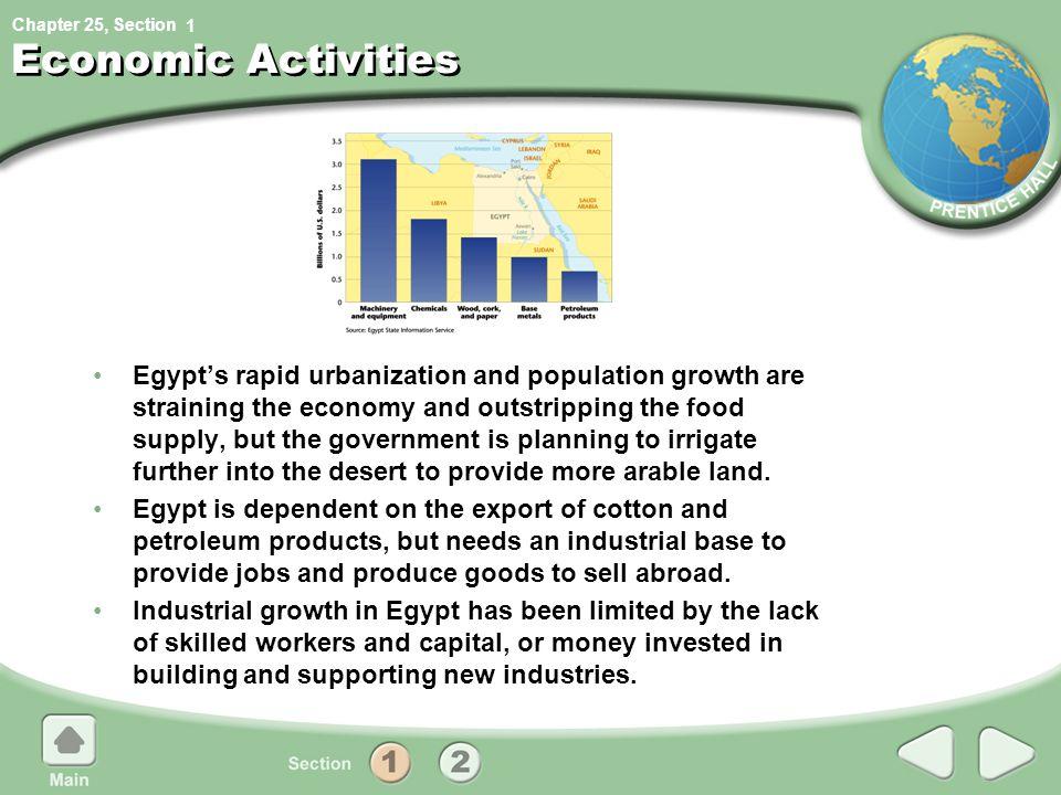 1 Economic Activities.