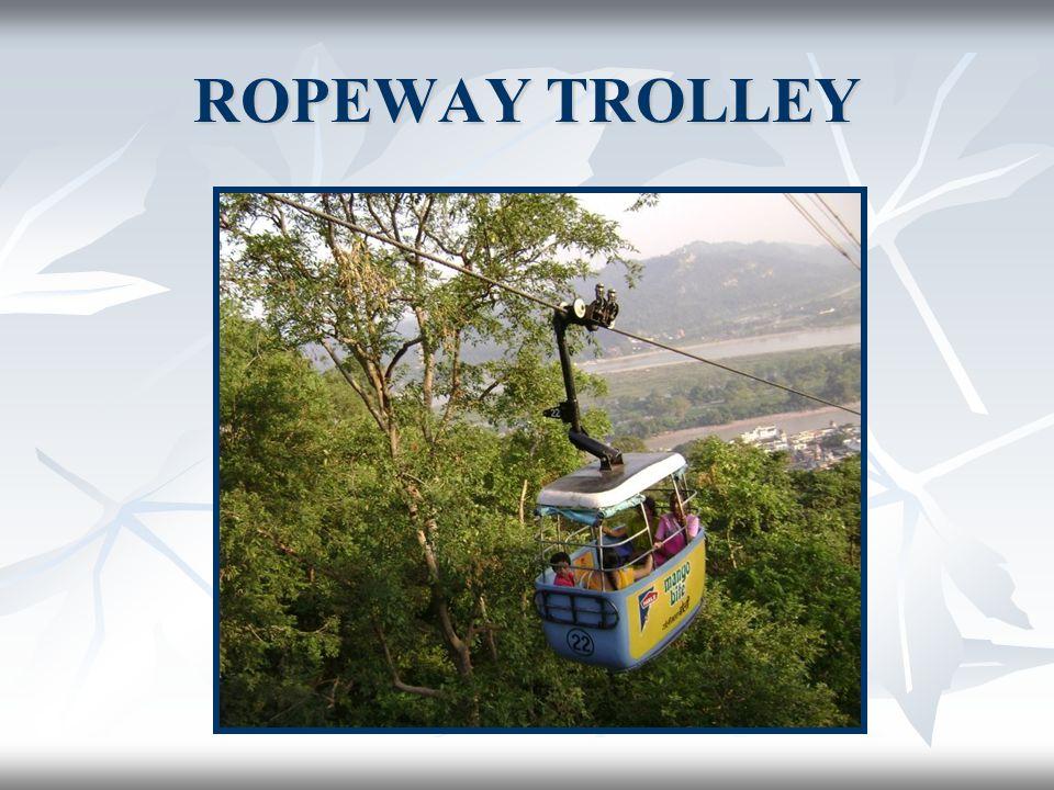 ROPEWAY TROLLEY