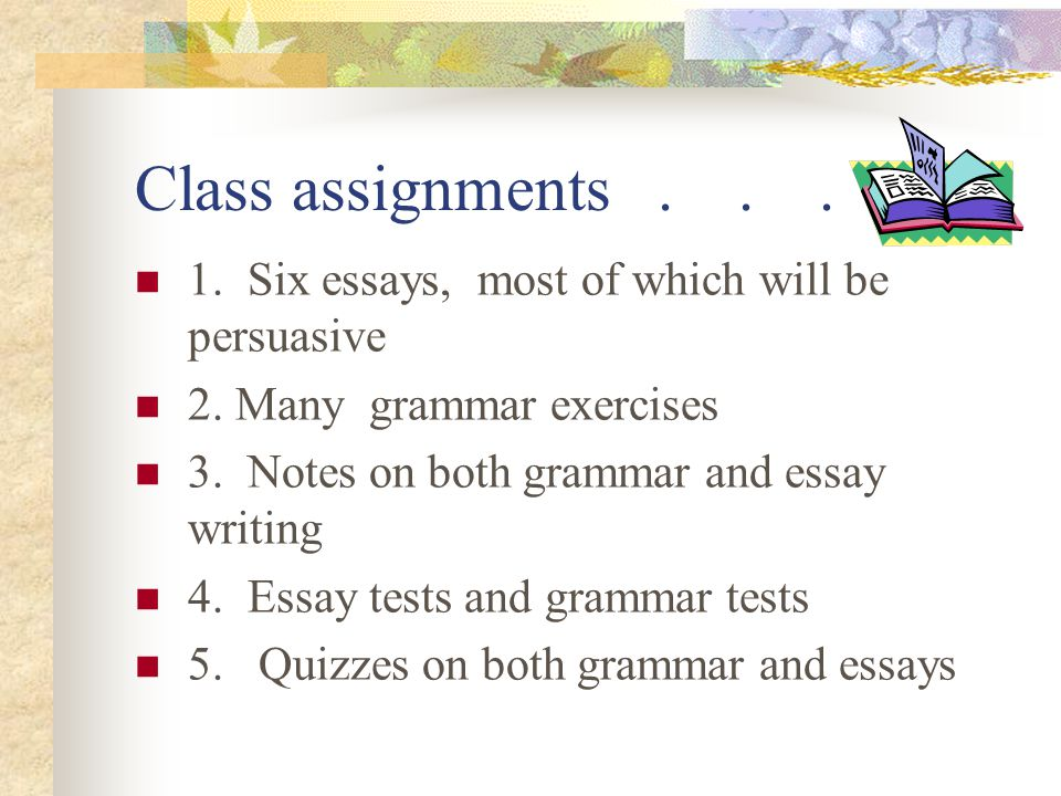 introduction to developmental writing ppt  six essays most of which will be persuasive