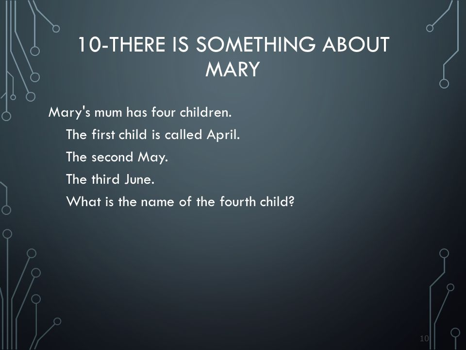 10-There is something about mary