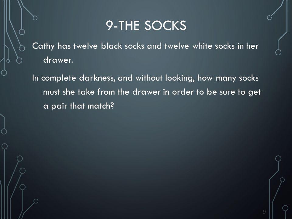 9-The socks