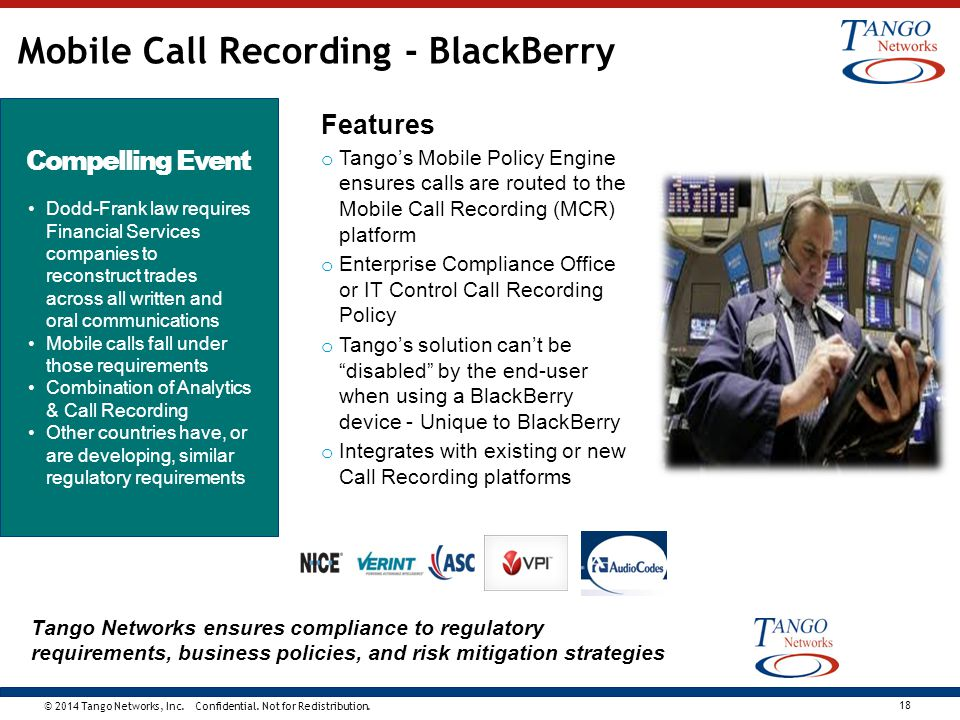 Mobile Call Recording - BlackBerry