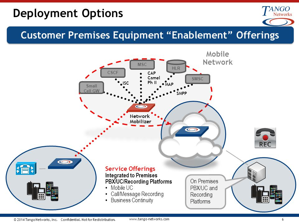 Customer Premises Equipment Enablement Offerings