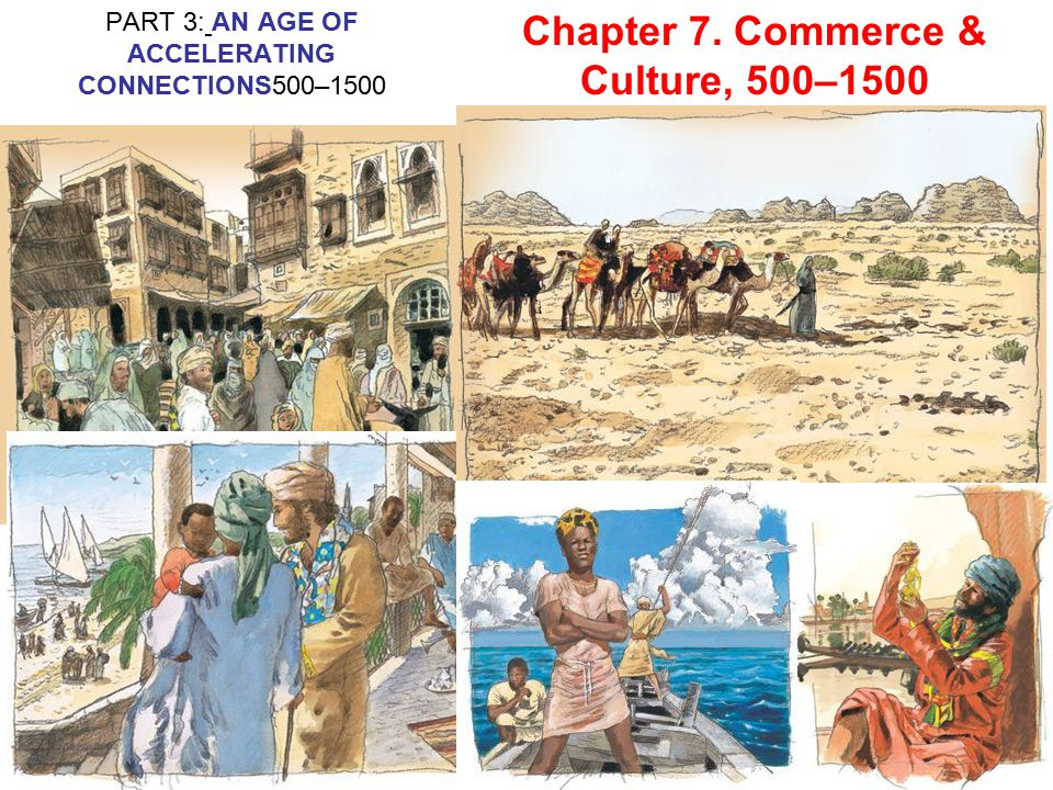 Chapter 7. Commerce & Culture, 500–1500