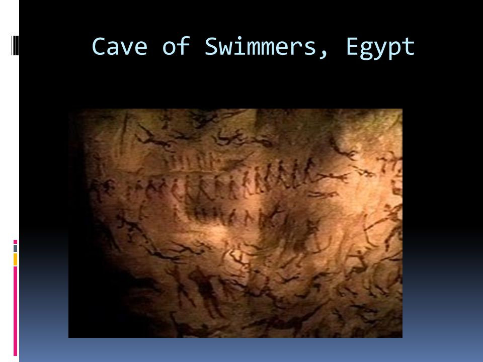 Cave of Swimmers, Egypt
