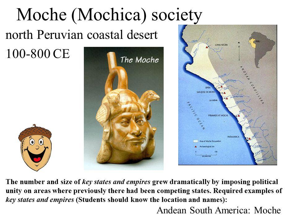 Moche (Mochica) society