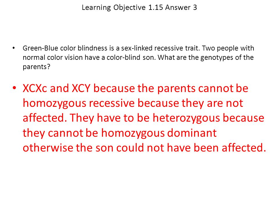 Learning Objective 1.15 Answer 3