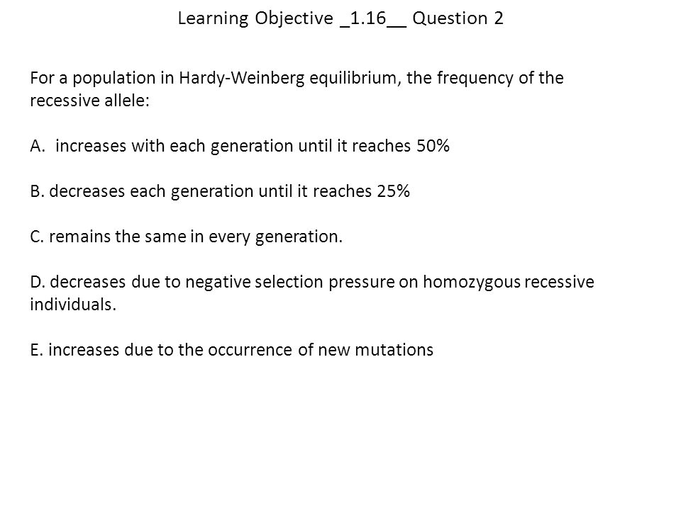 Learning Objective _1.16__ Question 2
