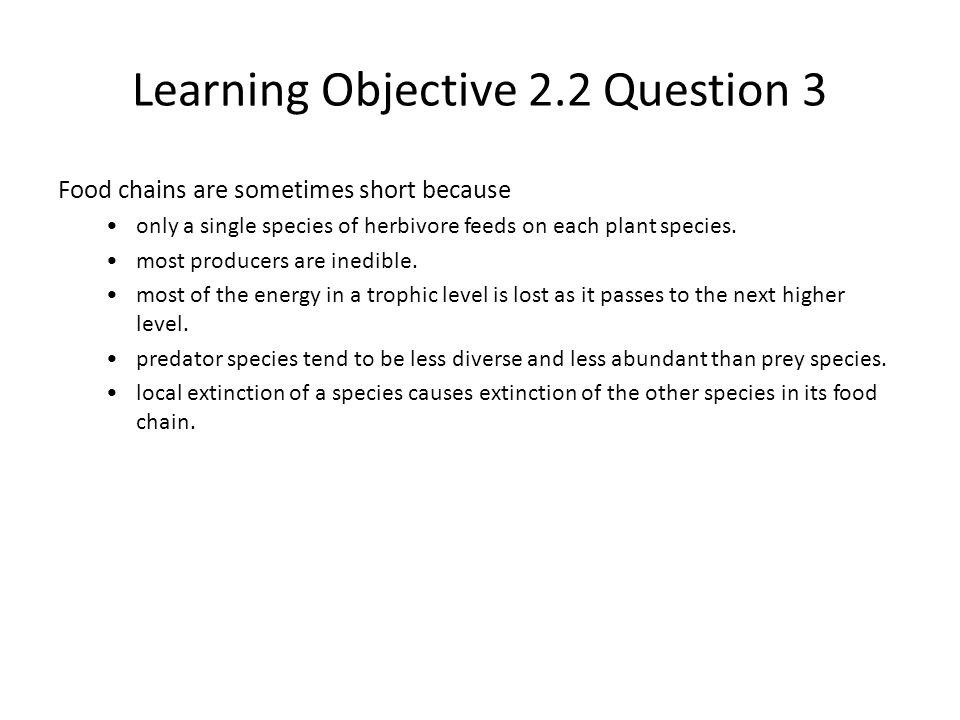 Learning Objective 2.2 Question 3