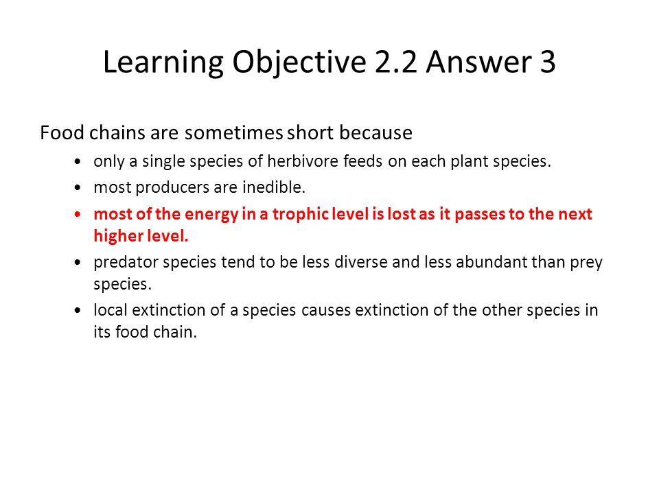 Learning Objective 2.2 Answer 3