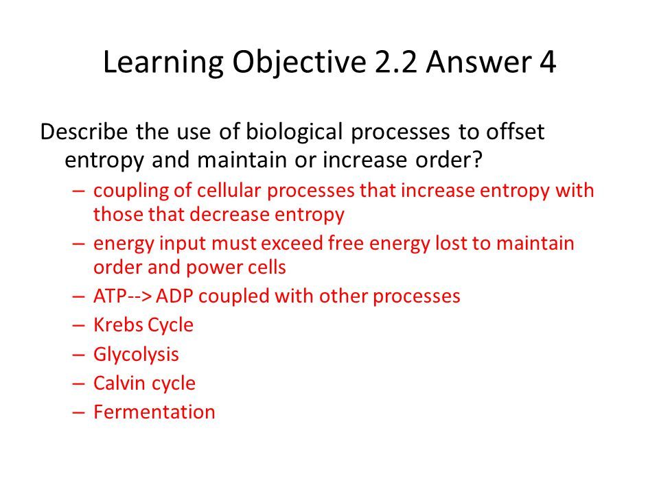 Learning Objective 2.2 Answer 4
