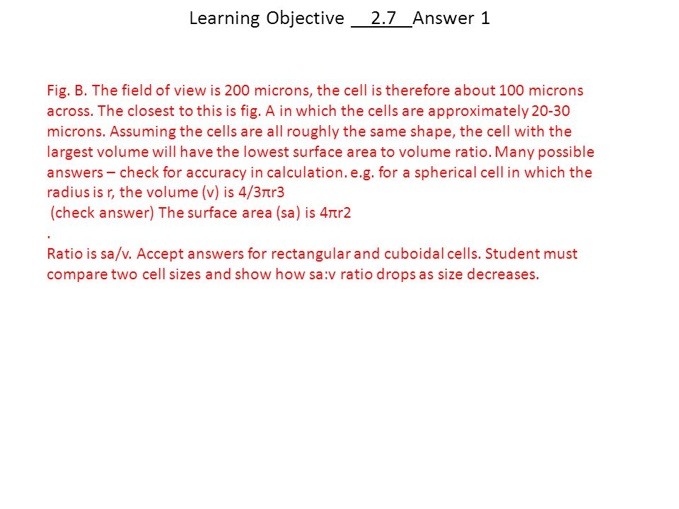 Learning Objective __2.7_ Answer 1