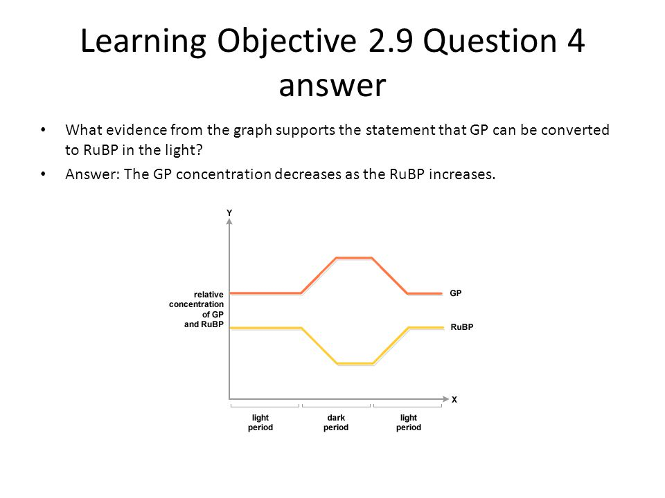 Learning Objective 2.9 Question 4 answer