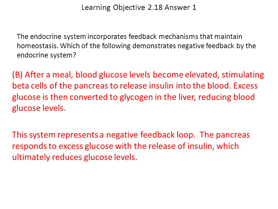 Learning Objective 2.18 Answer 1