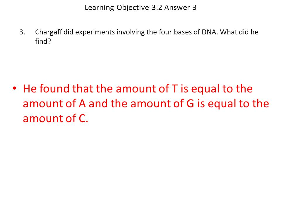 Learning Objective 3.2 Answer 3