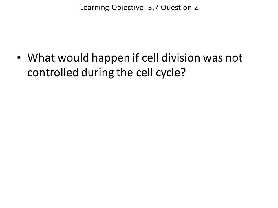 Learning Objective 3.7 Question 2