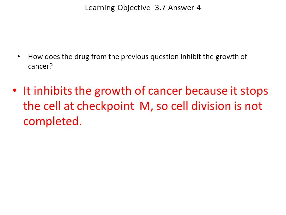 Learning Objective 3.7 Answer 4