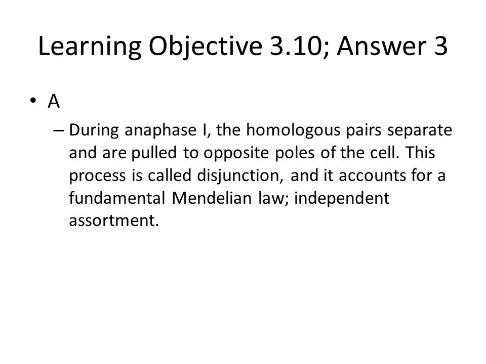 Learning Objective 3.10; Answer 3