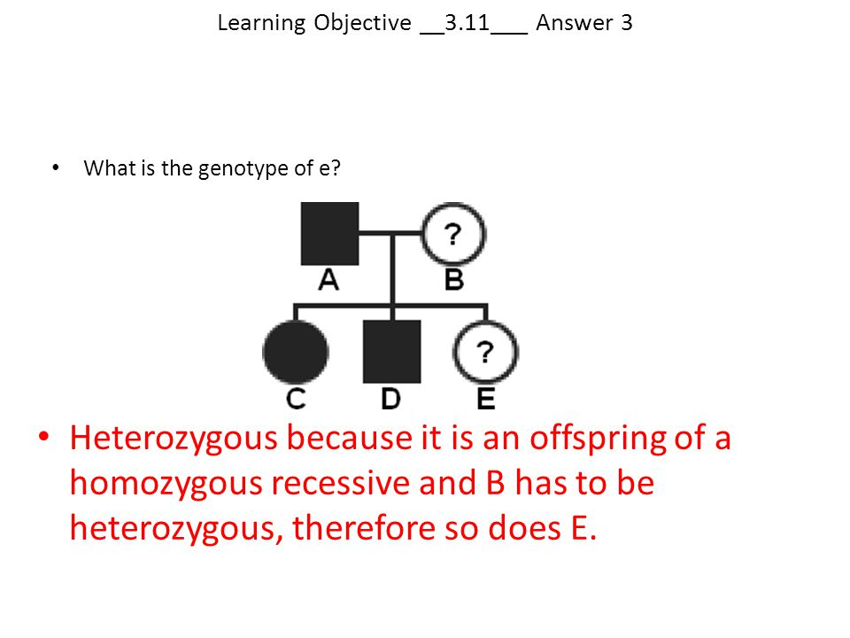 Learning Objective __3.11___ Answer 3