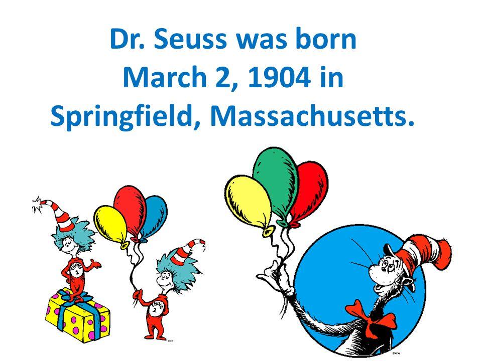 Springfield, Massachusetts.