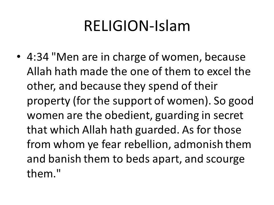 RELIGION-Islam