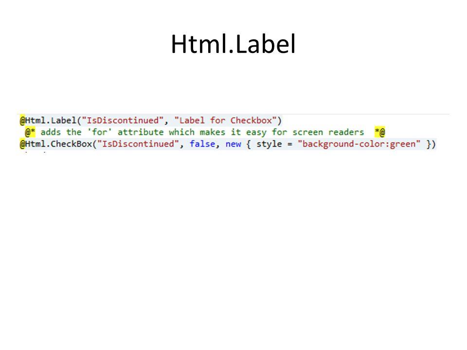 Html.Label