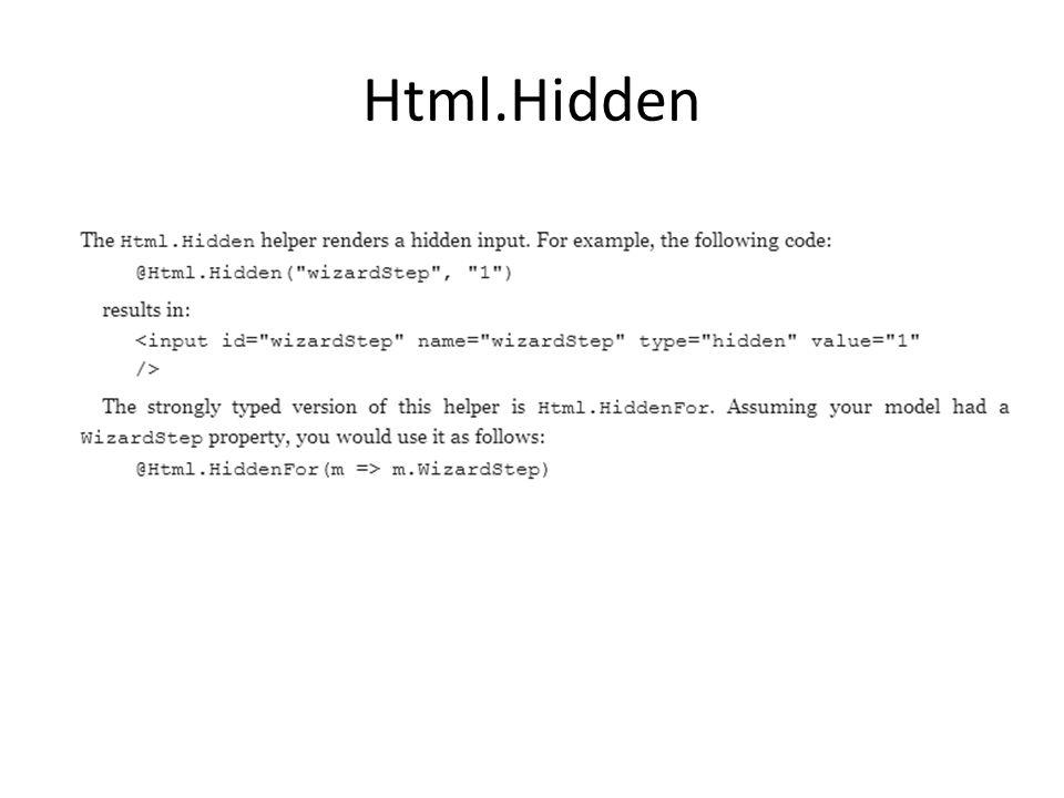 Html.Hidden