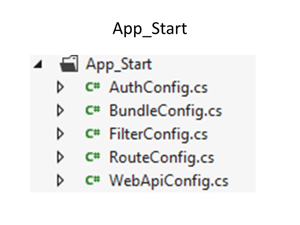 App_Start