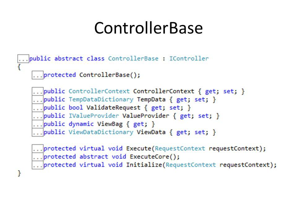 ControllerBase