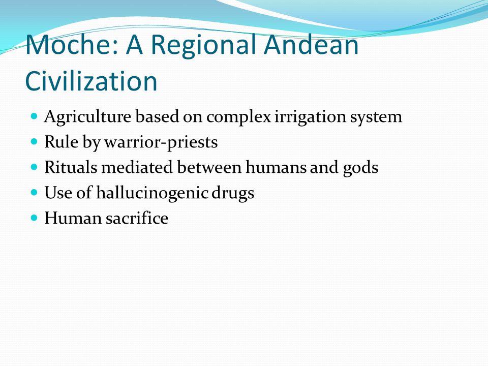 Moche: A Regional Andean Civilization