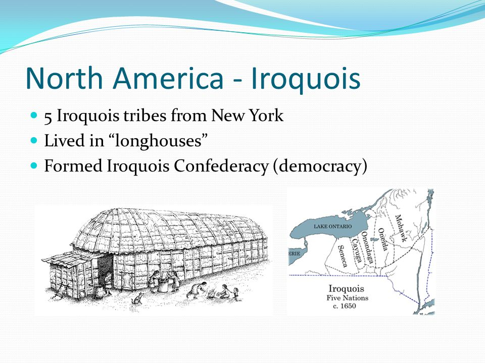 North America - Iroquois